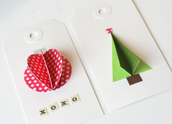 DIY Gift Tag Inspiration | Warm Hot Chocolate