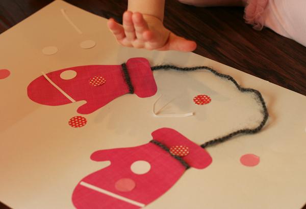 Squish Preschool IdeasMitten Crafts For Preschoolers