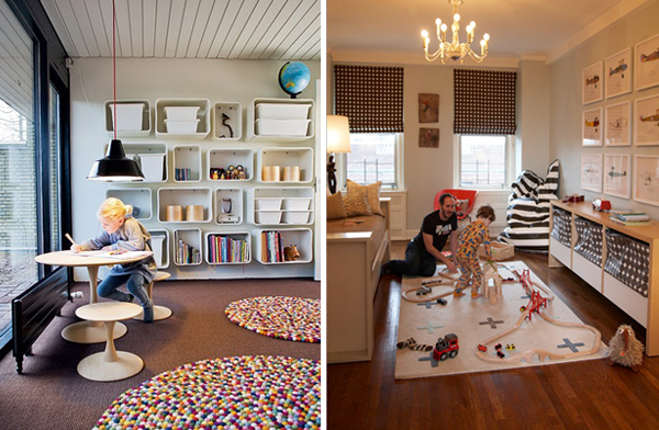 Children S And Kids Room Ideas Designs Inspiration: Inspiration: Playrooms