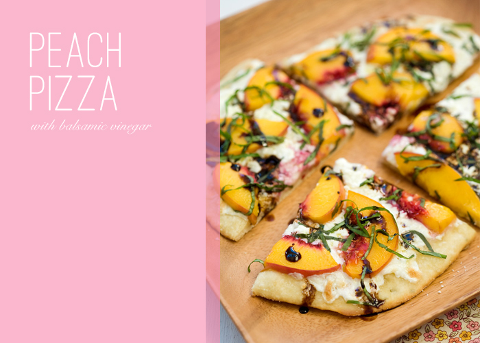 peach pizza recipe
