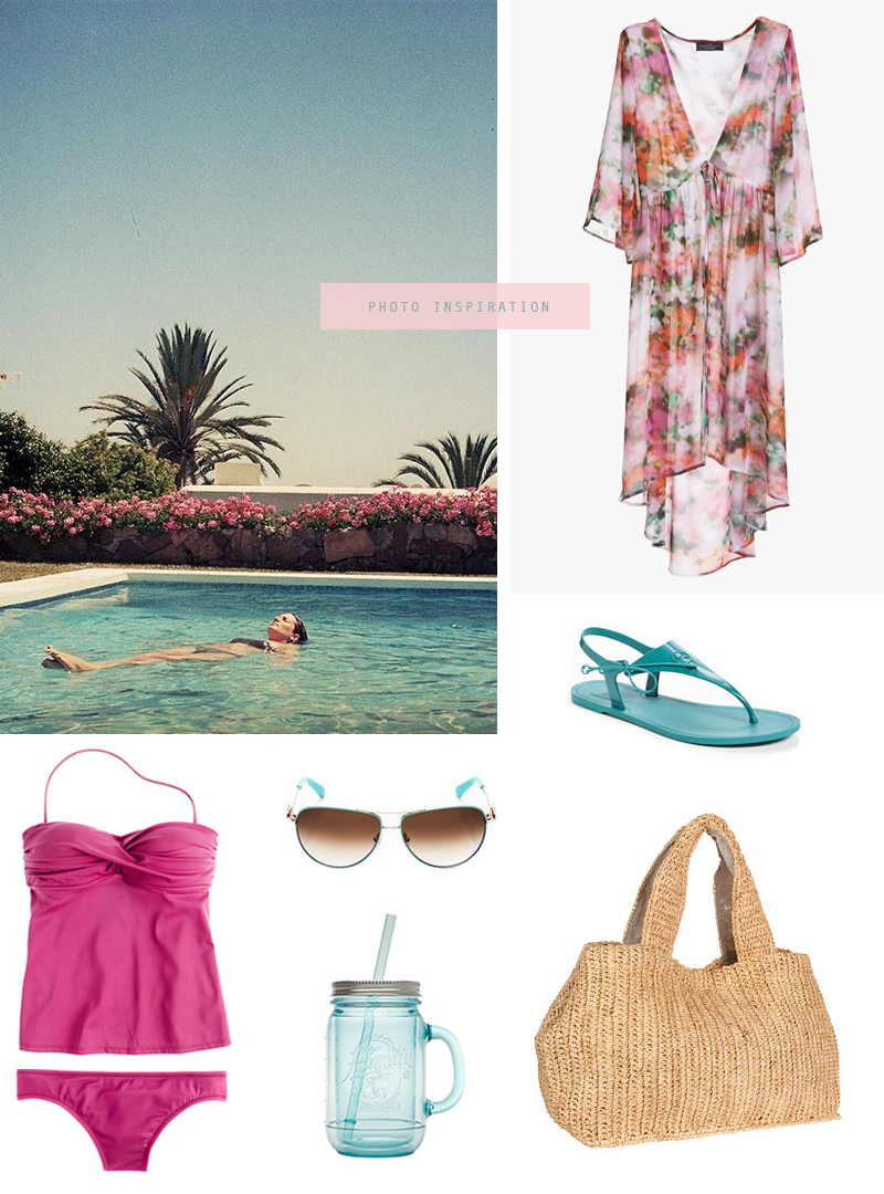 photo inspiration: at the pool
