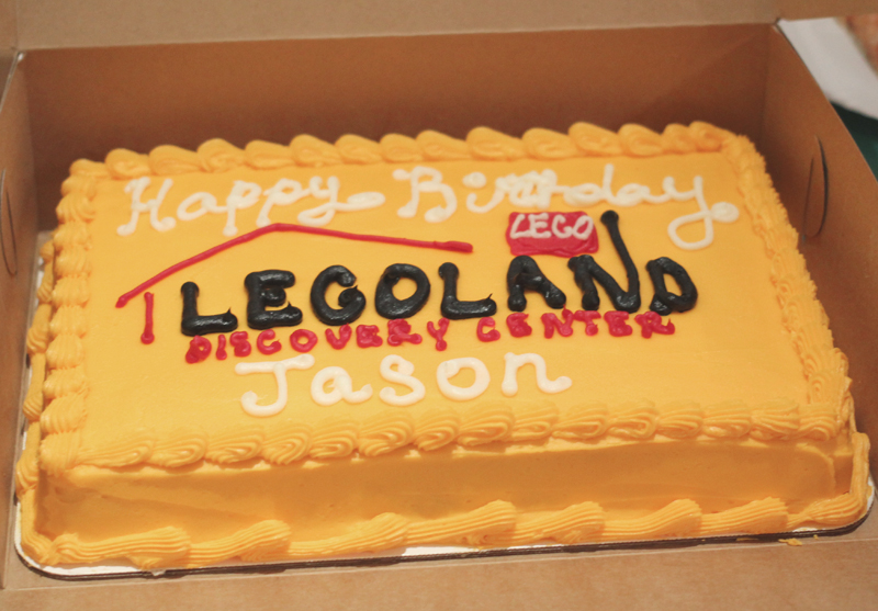 legoland birthday party