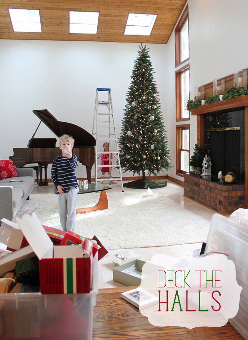 holiday decorating: when do you begin?