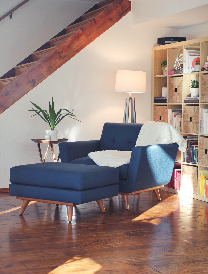 Guest Post: How To Create a Reading Nook