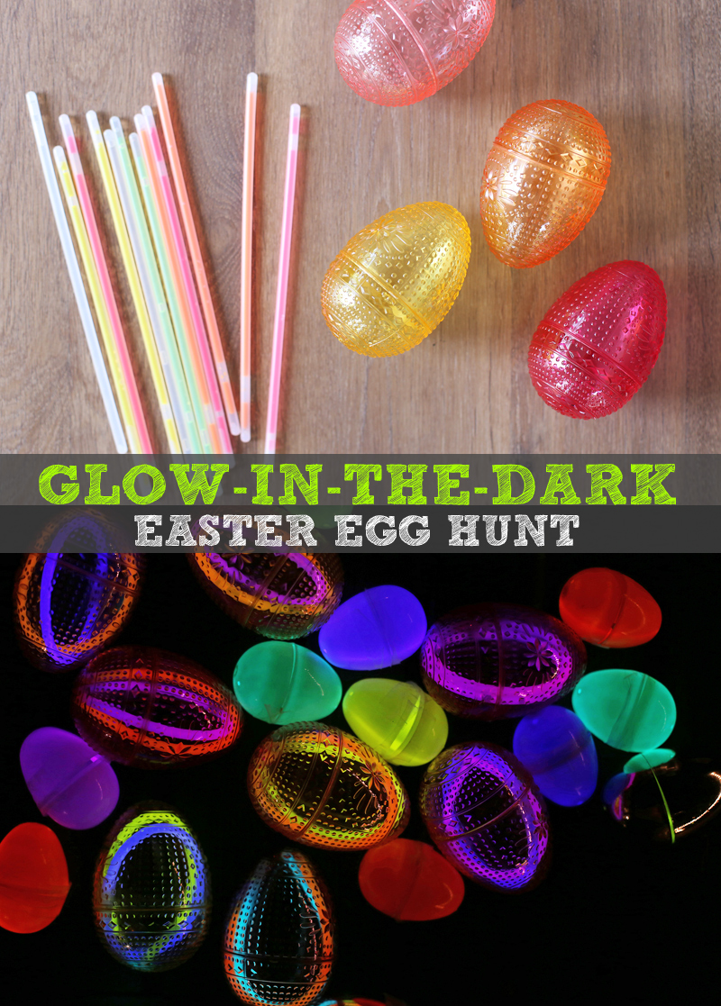 Glow-in-the-Dark Easter Egg Hunt: Tips for Hosting a Night-Time Easter Egg Hunt with Glowing Eggs